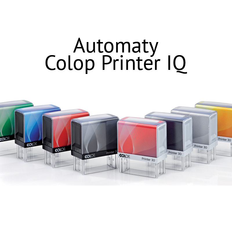 Automaty Colop Printer IQ